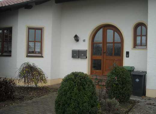 Tolle DG-Wohnung mit Balkon westl. von Ingolstadt