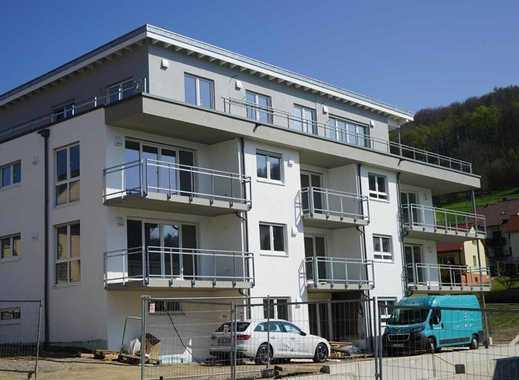 Moderne 4-Zi.-Wohnung mit Garten in einem Neubauprojekt in Inzlingen