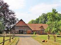 Historischer Bauernhof mit