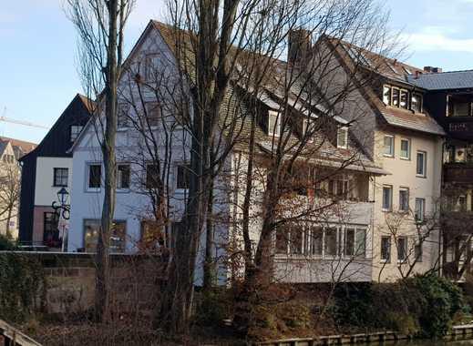 Charmante, 2-Zimmerwohnung in Nürnberger Innenstadtlage, direkt an der Pegnitz