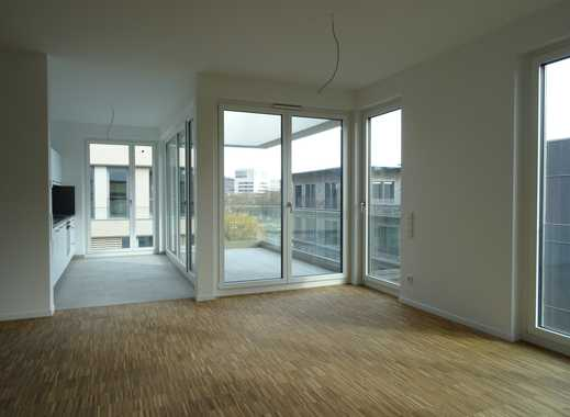 großzügige Wohnung mit Dachterrasse und EBK