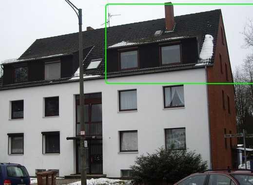 Dachgeschoßwohnung über 2 Etagen mit Südbalkon