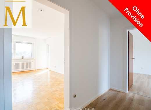 Renovierte Etagenwohnung mit Balkon – in der Kurstadt Bad Schwartau