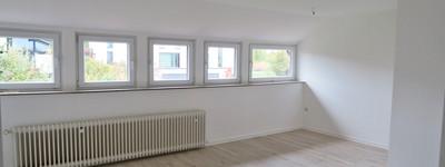 Helle und moderne 3 Zimmer-Dachgeschoss-Wohnung  in Bad Oeynhausen ? Südstadt / Nähe Herzzentrum