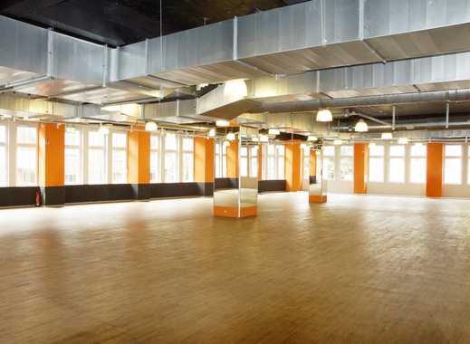 Exklusives 2.000 qm Fitness-Studio im 1. OG mitten in der Innenstadt Gelsenkirchen Buers