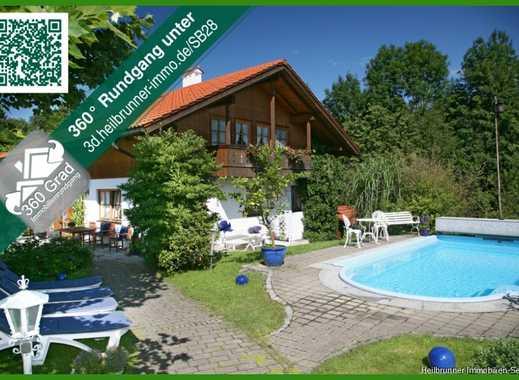 Wohnen auf Zeit - möblierte 2 - Zimmer-Wohnung- Pool - Sauna - moderne Ausstattung - Terrasse oder B