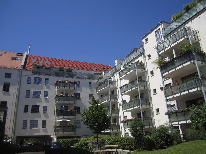 Exklusive 2-Zimmer-Wohnung mit 2 Balkonen im Herzen von St. Johannis in Bielingplatz (Nürnberg)