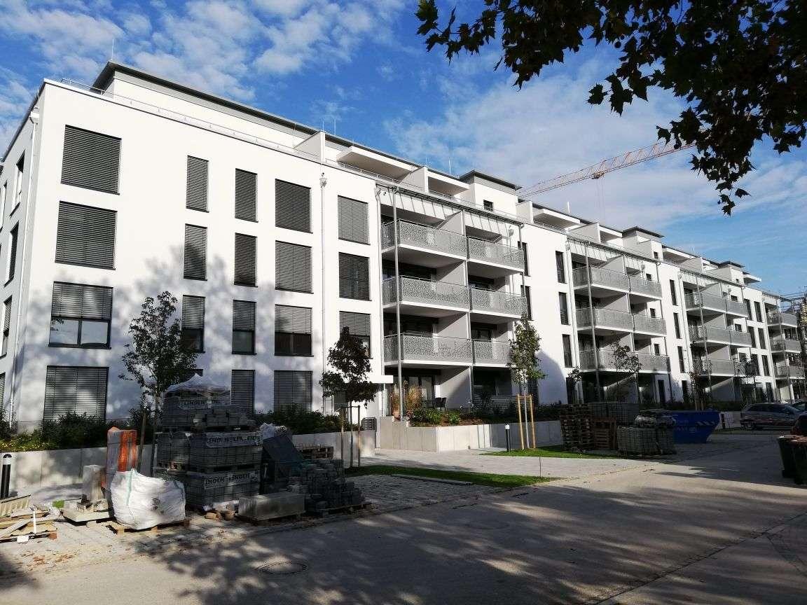Freising, 4-Zimmer-Erdgeschoßwohnung in Freising