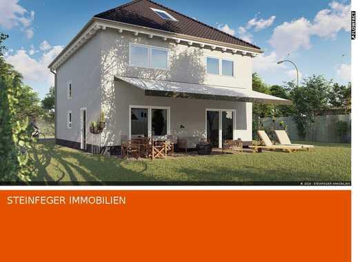 """Rosbach OT: Neubau einer Stadtvilla """"schlüsselfertig""""  mit ca. 125 m² Wfl. + ca. 21 qm Ausbaureserve"""
