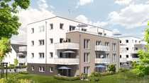 3-Zimmer-Neubauwohnung mit Balkon