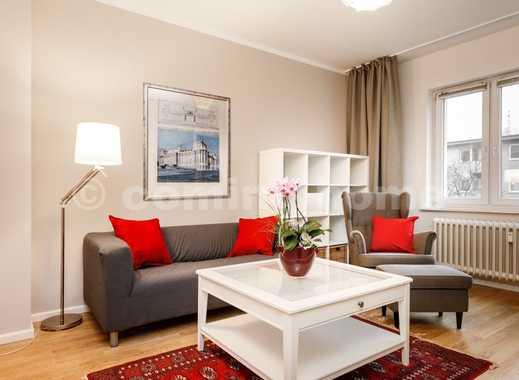Welcome home: Modernes Apartment mit Balkon & Stellplatz Nähe Volkspark Wilmersdorf