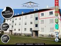 BEZUGSFREI - Helle 3-Zimmer Wohnung mit