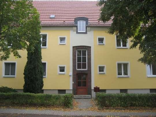 Hübsche 3-Raumwohnung mit Garten am Haus