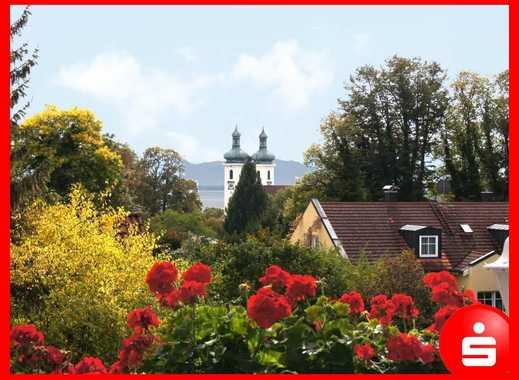 Dachgeschosswohnung in beliebter Wohnlage mit Berg- und Seeblick