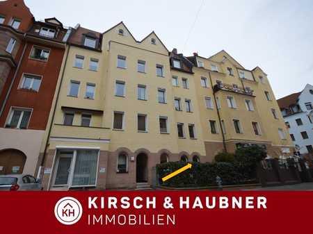 Kernsanierter Altbauflair mit kleinem Garten! 3-Zimmer-Wohnung, Nürnberg - Lichtenhof in Galgenhof (Nürnberg)