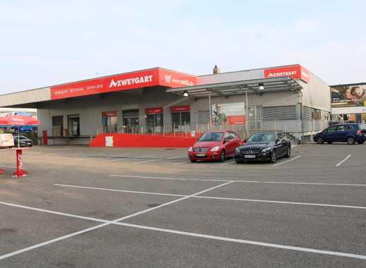 Lager- / Produktionsfläche mit Bürofläche Nähe Autobahn in guter Lage zu vermieten!