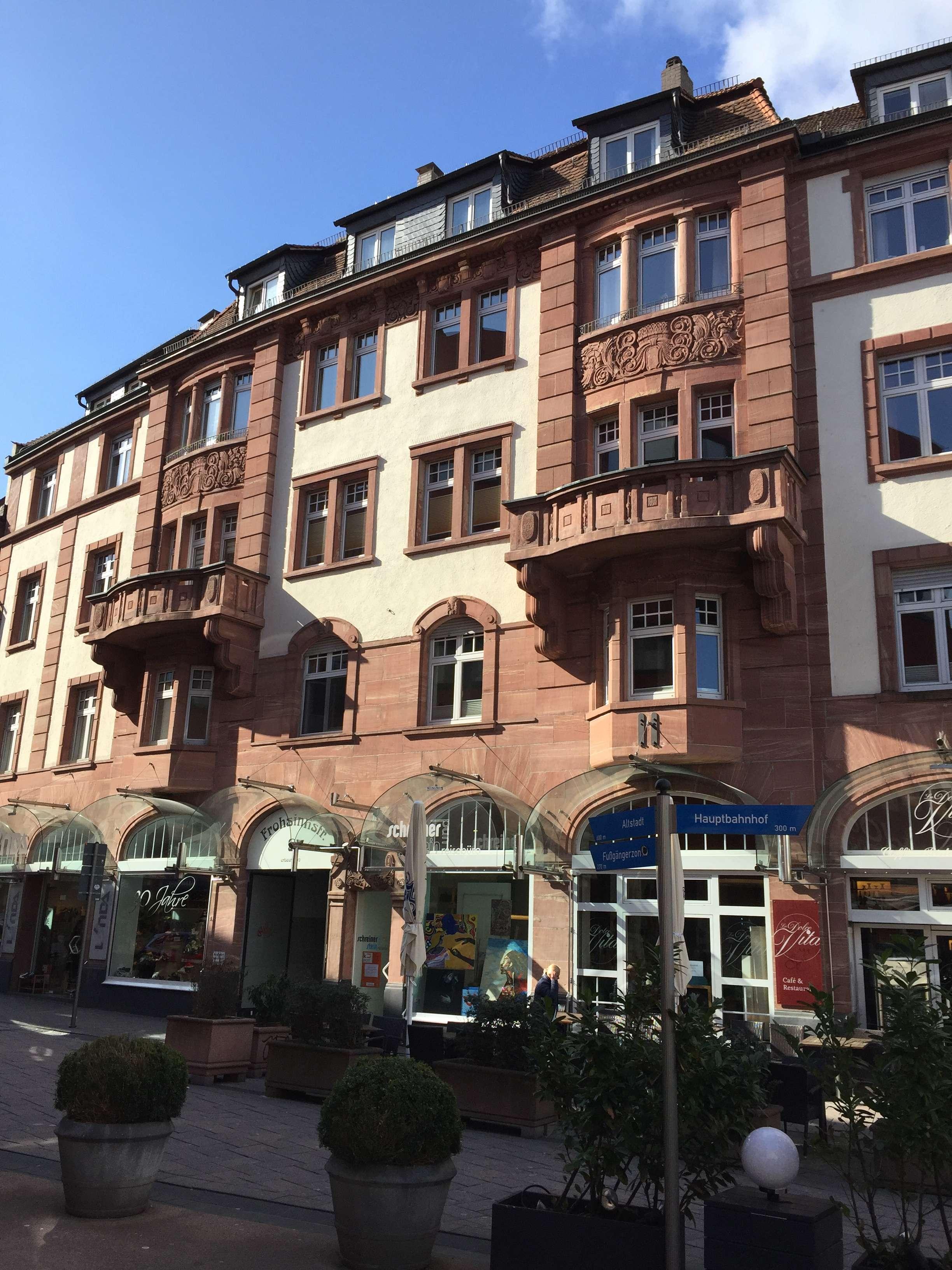 Elegant und Grosszügig mitten in  Aschaffenburg in