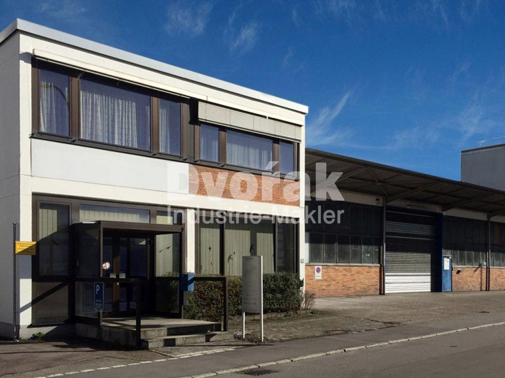 Front Halle/Büro