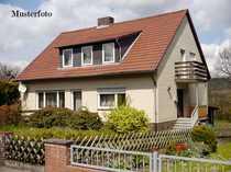 Zwangsversteigerung Freistehendes Einfamilienhaus in Wadern