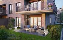 Großzügige 4-Zimmer-Erdgeschosswohnung mit Garten für