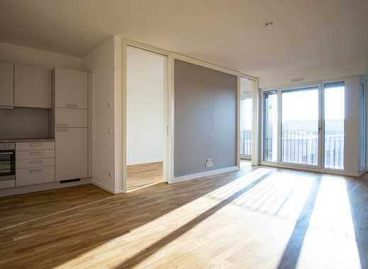 Elegante Wohlfühloase direkt am Postplatz! 2-Zimmer-Wohnung mit Einbauküche und Loggia