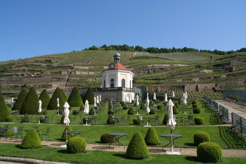 Schloss Wackerbarth - 1,5 km