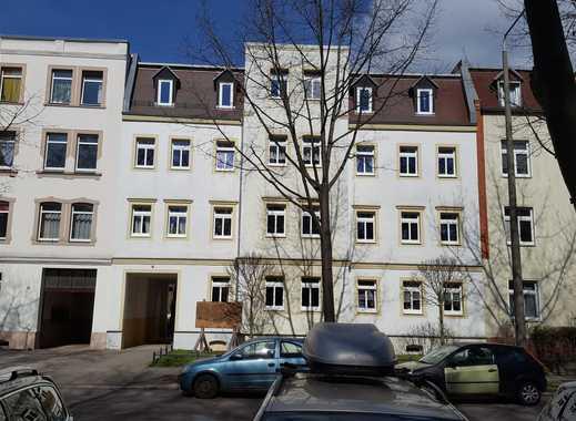 Schöne 2-Raum-Dachgeschosswohnung im Lutherviertel