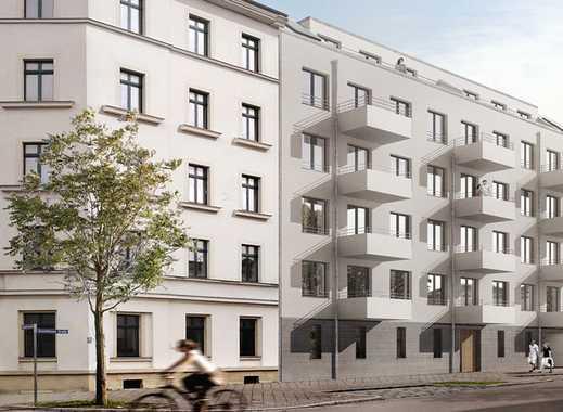 Familienwohnung mit zwei Balkonen