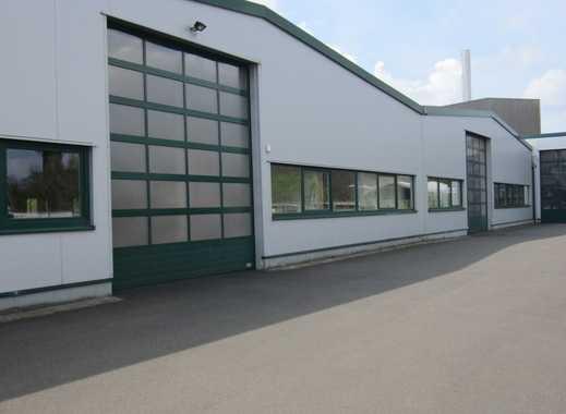 Moderne Industriehalle mit Bürogebäude, Provisionsfrei, Autobahnnähe