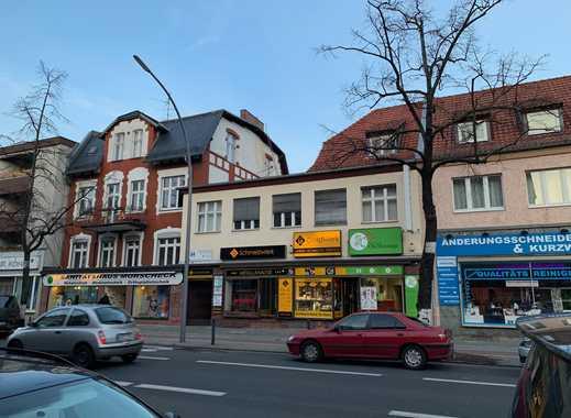 Zentrum Lankwitz, geräumige 2 Zimmer, Ruhiglage, Altbau, Gartenzugang ! Sofortbezug !