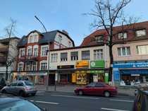 Bild Zentrum Lankwitz, geräumige 2 Zimmer, Ruhiglage, Altbau, Gartenzugang ! Sofortbezug !
