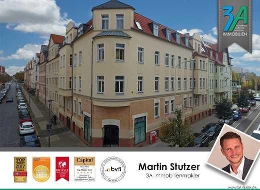 Wohn- und Geschäftshaus in der Beesener Straße, Halle