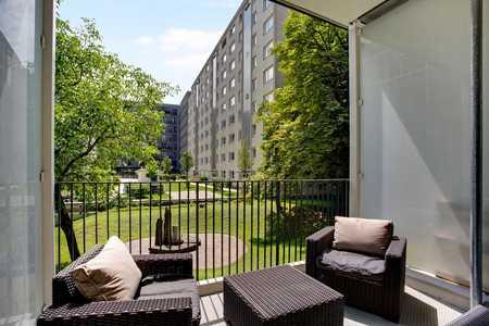 Modernes Studio-Apartment in Bogenhausen in Bogenhausen (München)
