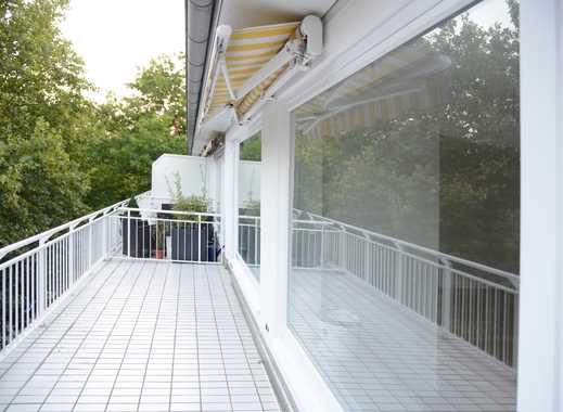 Bellevue: Penthouse-Wohnung 71 qm mit Alsterblick, große Terrasse