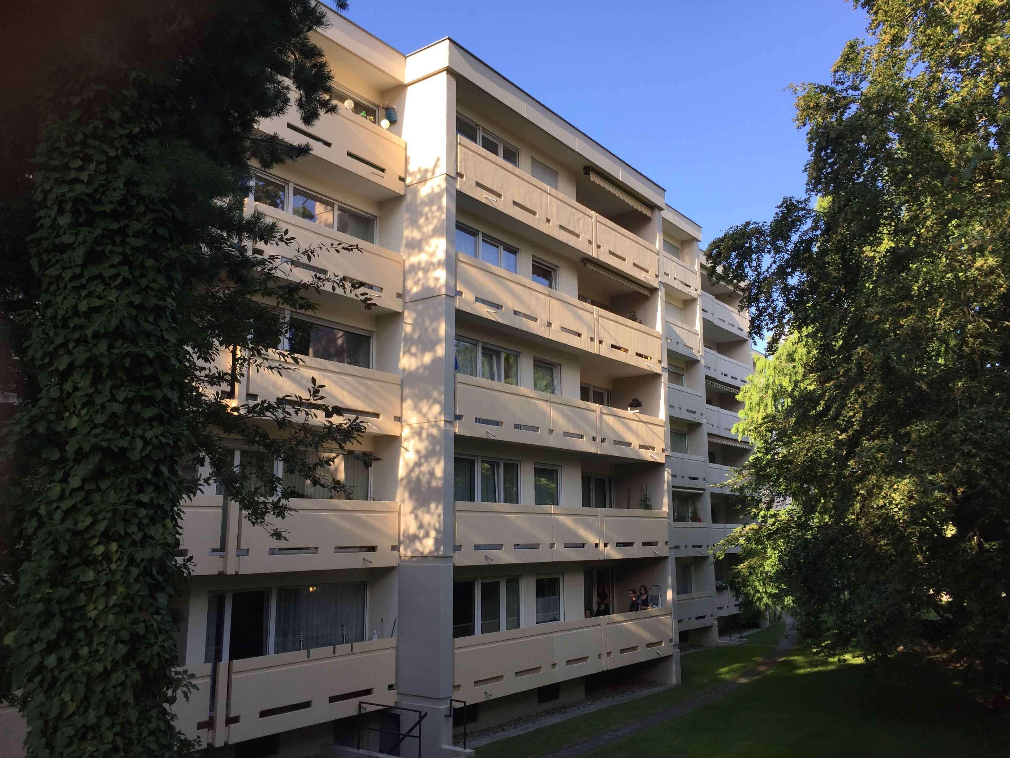 Sehr schöne 2-ZKB in Augsburg-Kriegshaber - Nähe Spectrum/Klinikum in Kriegshaber (Augsburg)