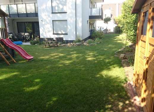 Exklusive, neuwertige 4-Zimmer-EG-Wohnung, 2 Min. zur Autobahn A60