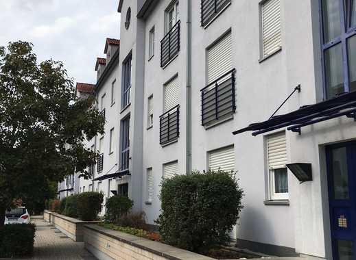 Helle 2-Raum-Wohnung in ruhiger Lage mit Garten und Terrasse