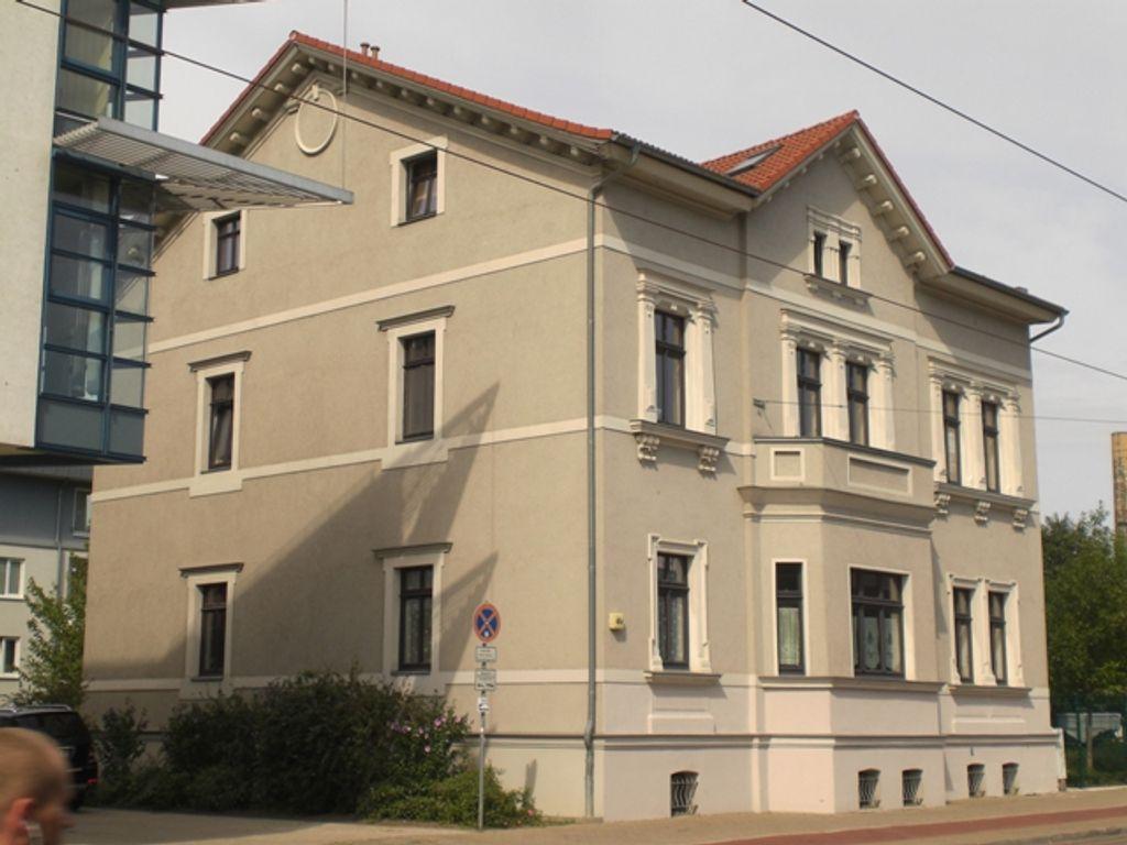 Hausansicht Mansfelder Str. 48