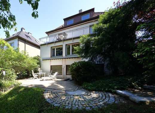 Freistehendes Ein- bis Dreifamilienhaus in grüner Wohnlage von Kupferdreh