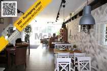 Bild Schönes Ladencafé mit großem Wintergarten zur Übernahme