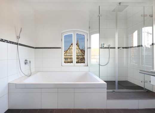 Helle, luxuriöse 3-Zimmer-Wohnung mit einzigartiger Aussicht in Innenstadtlage