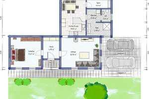 2.5 Zimmer Wohnung in Erding (Kreis)