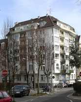 Top sanierte helle 4ZK2B Dichterviertel