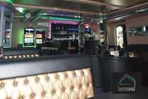 Attraktive Shisha Lounge Bar Raucherlokal