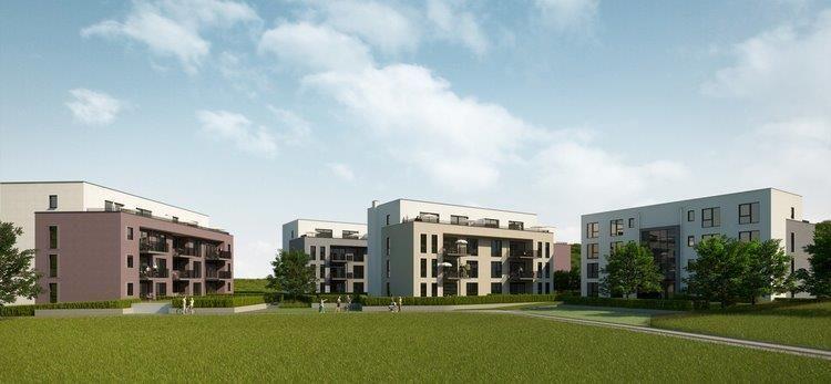 goldbach hofheim 4 zimmer etagenwohnung mit gro em balkon. Black Bedroom Furniture Sets. Home Design Ideas