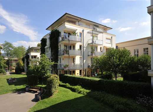 1,5-Zi.-Wohnung mit Terrasse und Garten in ruhiger und zentraler Lage