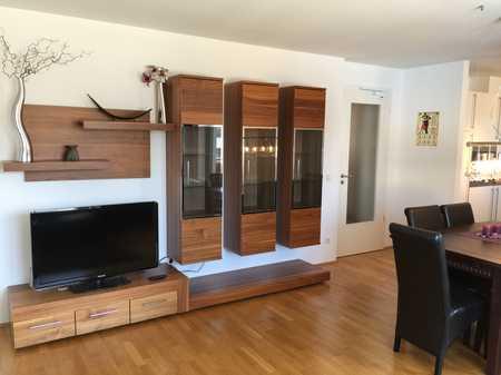 Neuwertige, helle 3-Zimmer-Wohnung in ruhiger Lage mit West Balkon und super Verkehrsanbindung in Neubiberg