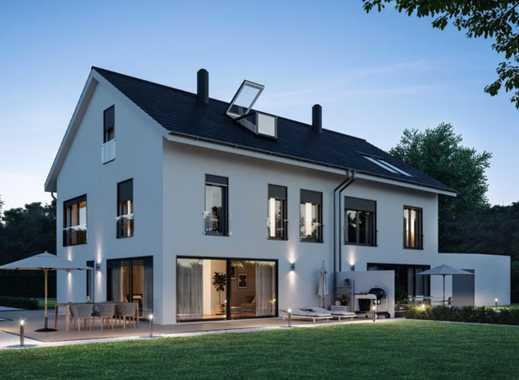 E&Co.- Projektion 2DHH / 4RH in hochwertiger  Ausstattung vorbereitetes Smart-Home+ Lichtkonzept u.a