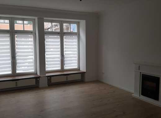 Erstbezug: attraktive 2-Zimmer-EG-Wohnung mit EBK in Dinkelsbühl