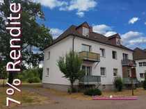 7 Rendite - vermietetes Mehrfamilienhaus mit